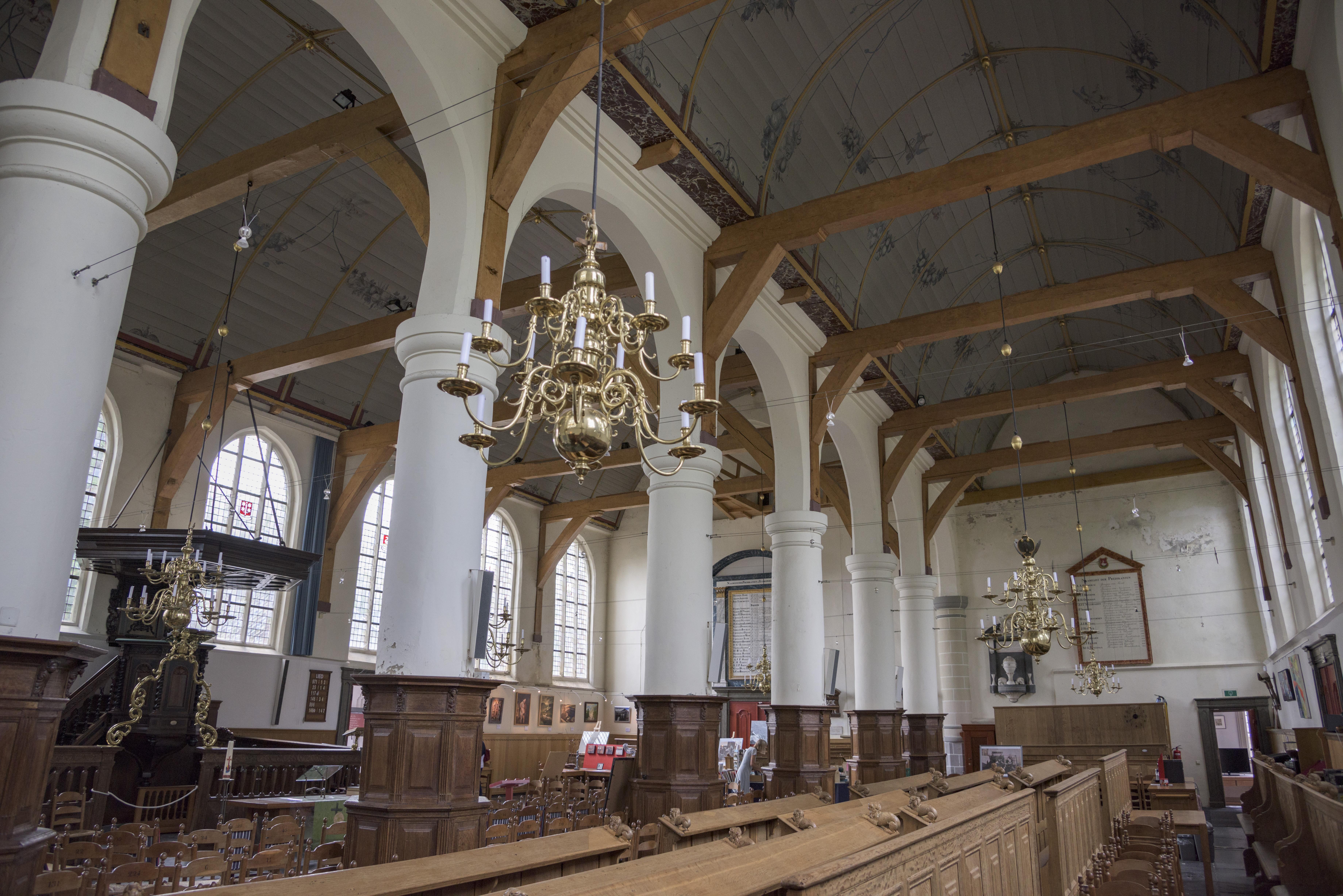 Interieur Broeker Kerk%2C Broek in Waterland hnapel 013 - Broeker Kerk Broek In Waterland
