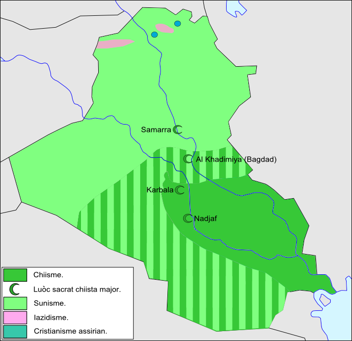 File:Iraq - Religion png - Wikimedia Commons