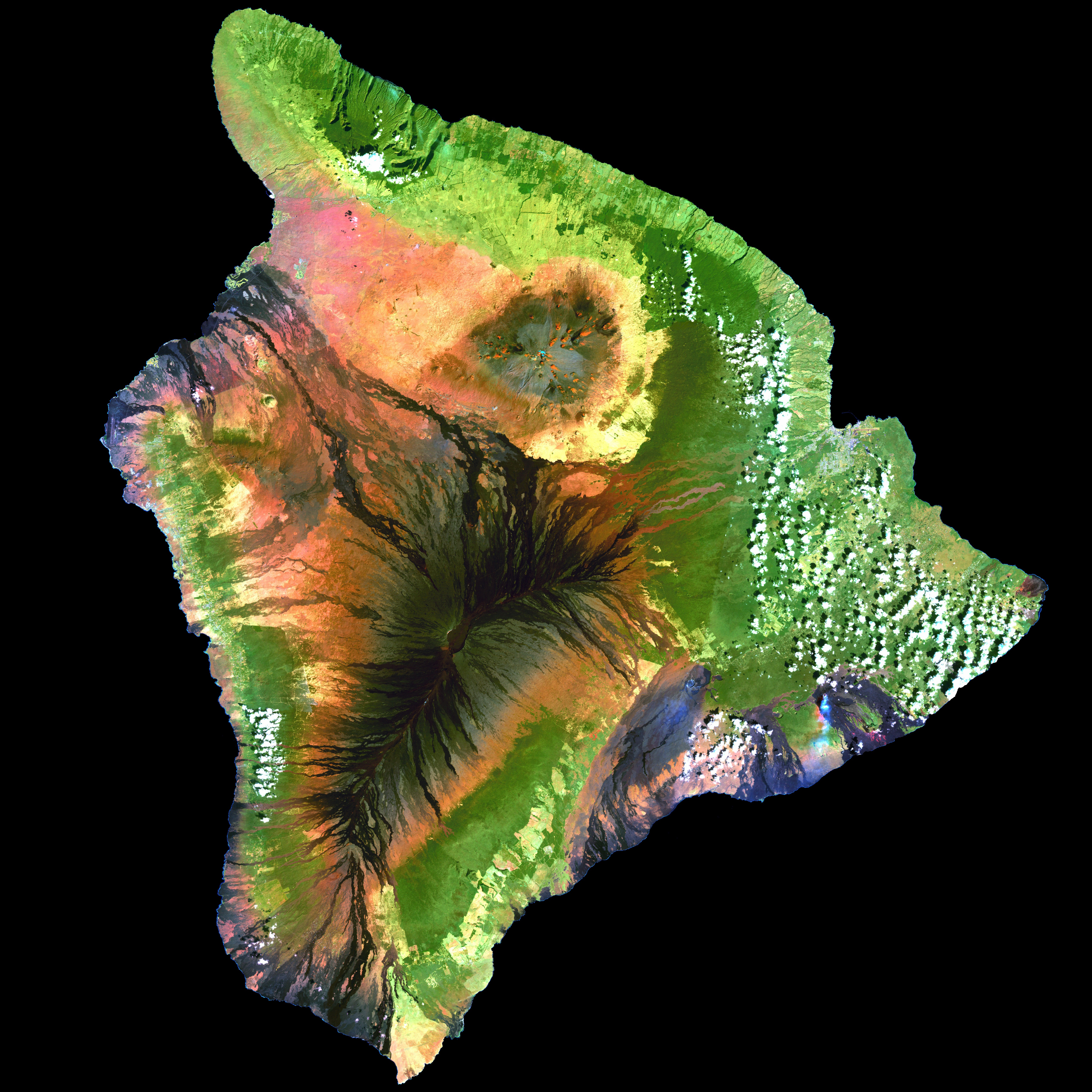 Island of Hawai'i