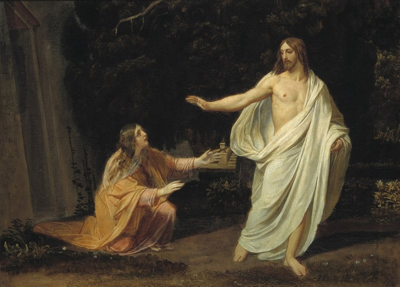 File:Ivanov Christ's Appearance to Mary Magdalene after the Resurrection  1834 gtg 17631.jpg - Wikimedia Commons