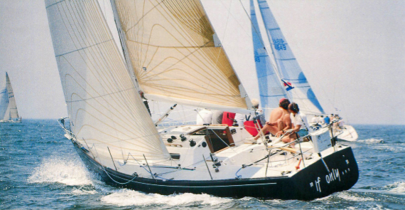 The J/34c cruising sailboat is named Sailing World's Boat-of-the-Year.