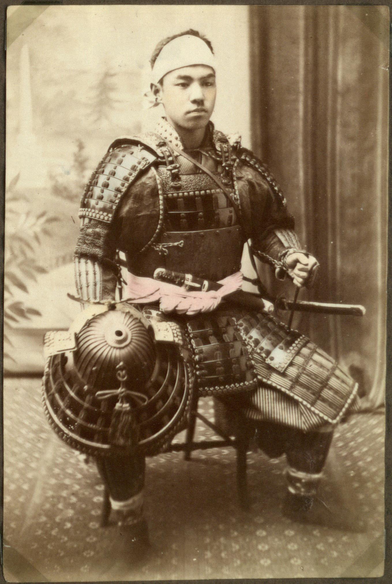 ファイル japanese warrior in armor 10797305704 jpg wikipedia