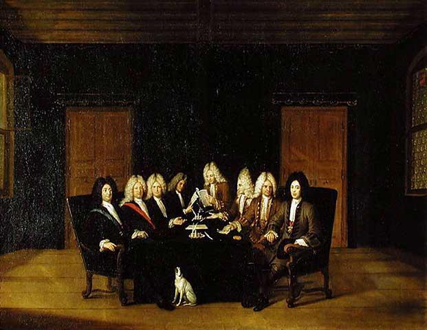 Firma del Tractat de Baden