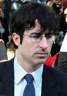 John Oliver, photo taken on October 11, 2009, ...