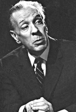 Jorge Luis Borges born in Buenos Aires in 1899.