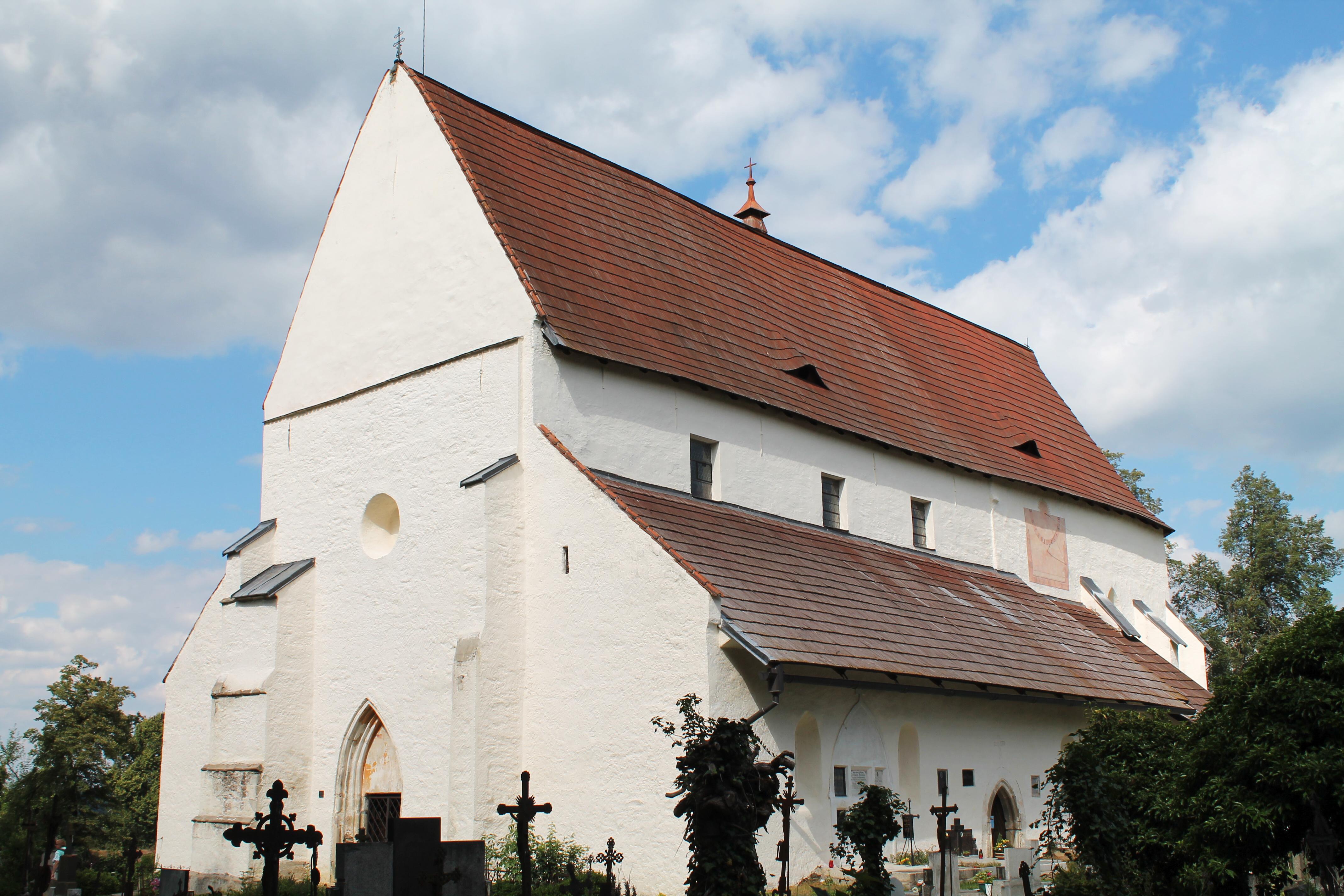 Souborkašperské Hory, Kostel Sv Mikuláše (20130815; 02