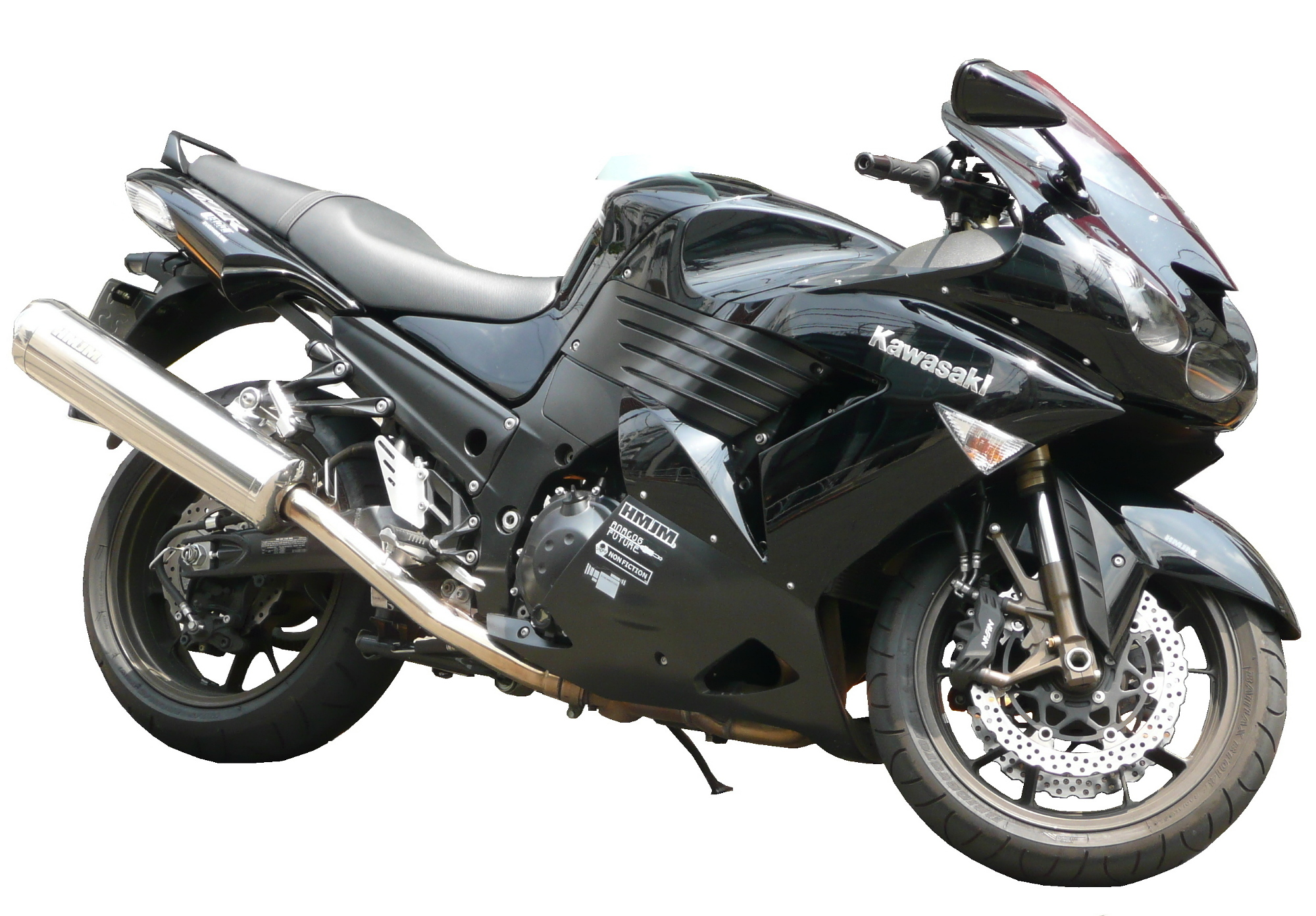 File:Kawasaki ZZR1400 2006.jpg - Wikimedia Commons