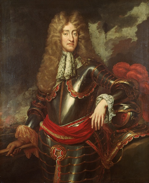 King James II of England