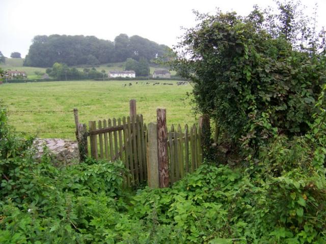 File:Kissing gate, Horningsham - geograph.org.uk - 1451040