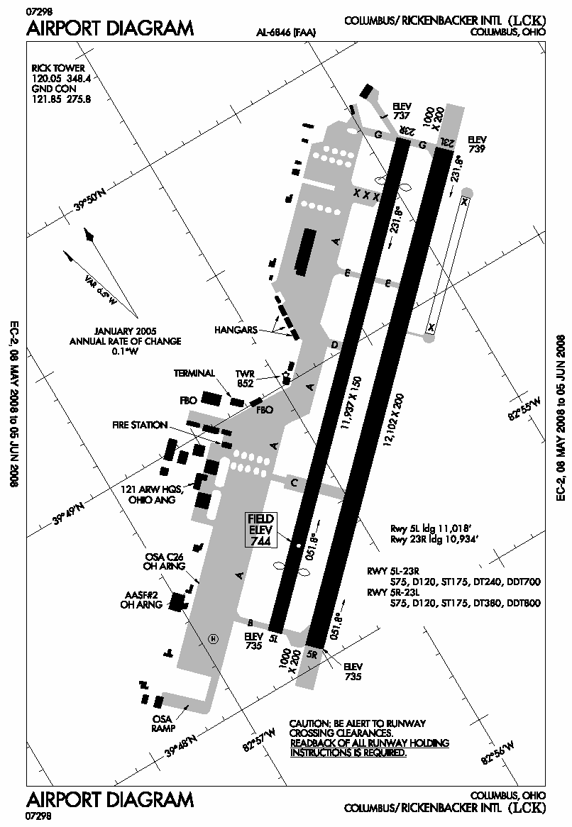air force 1 747 diagram