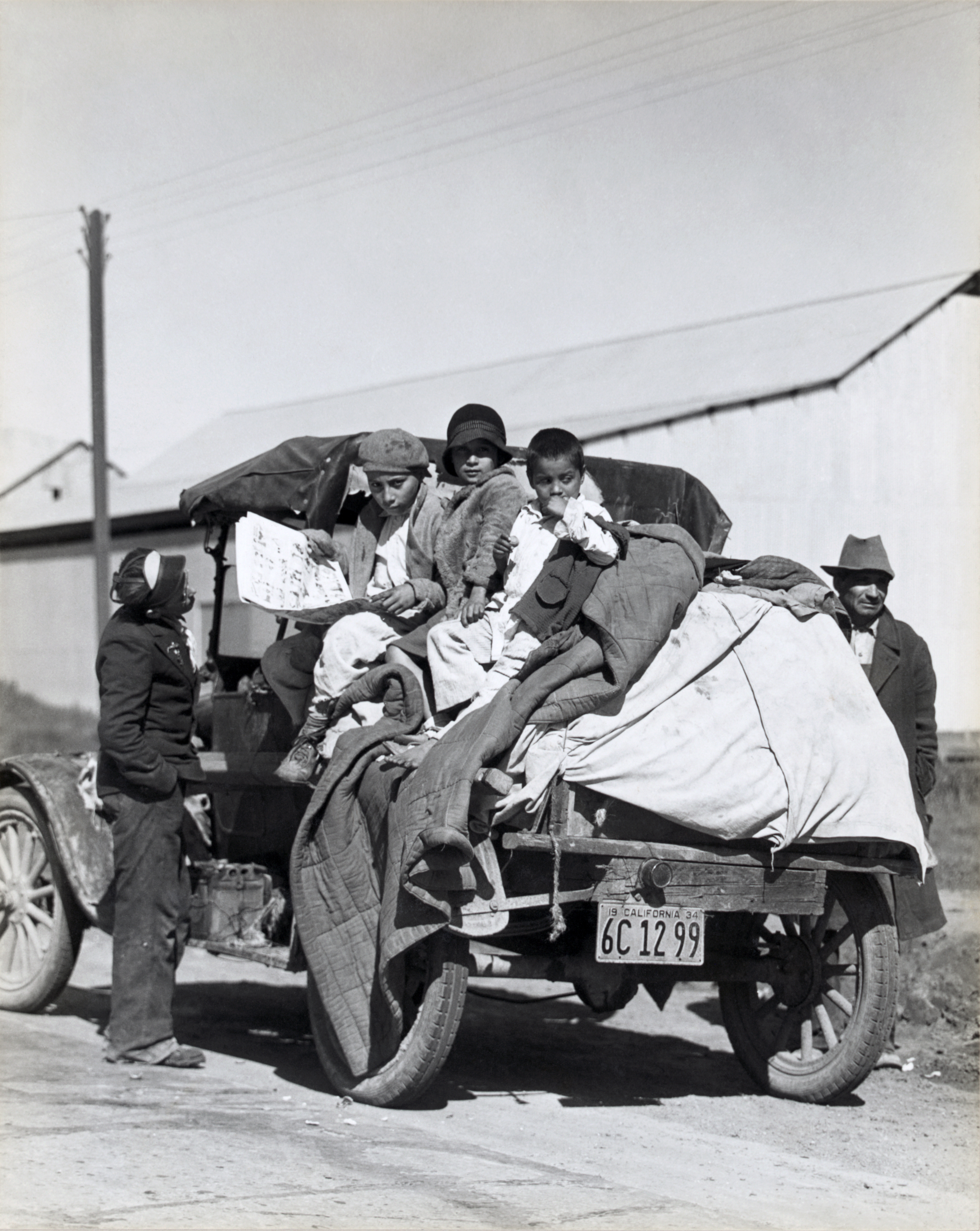 On the Road for Work: Migratory Workers on the East Coast of the United States