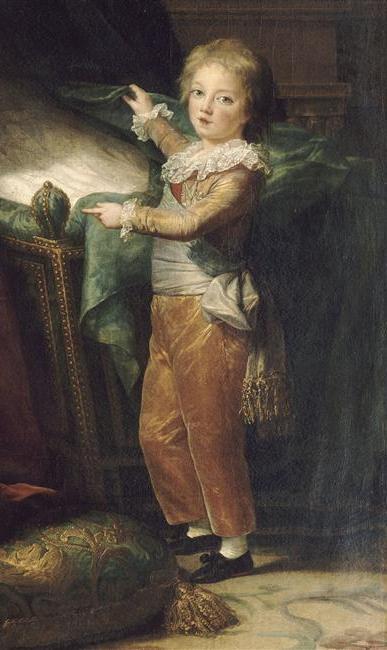 لويس جوزيف دوفين فرنسا ويكيبيديا