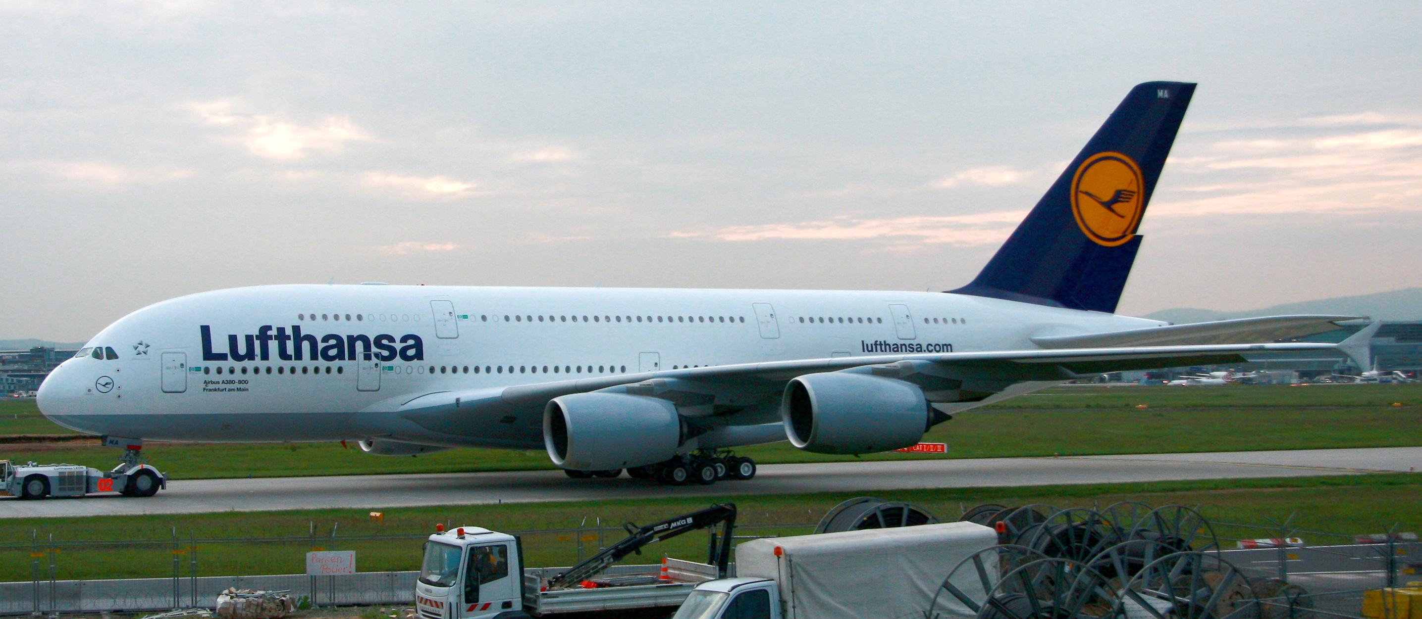 File Lufthansa A380 D Aima At Frankfurt 20100602 Jpg