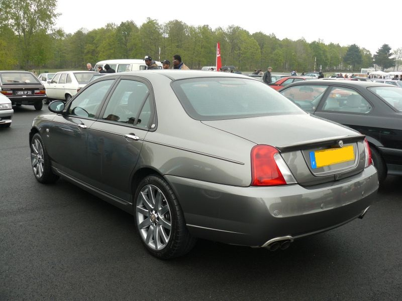 MG ZT - Pictures, posters, news and videos on your pursuit ...