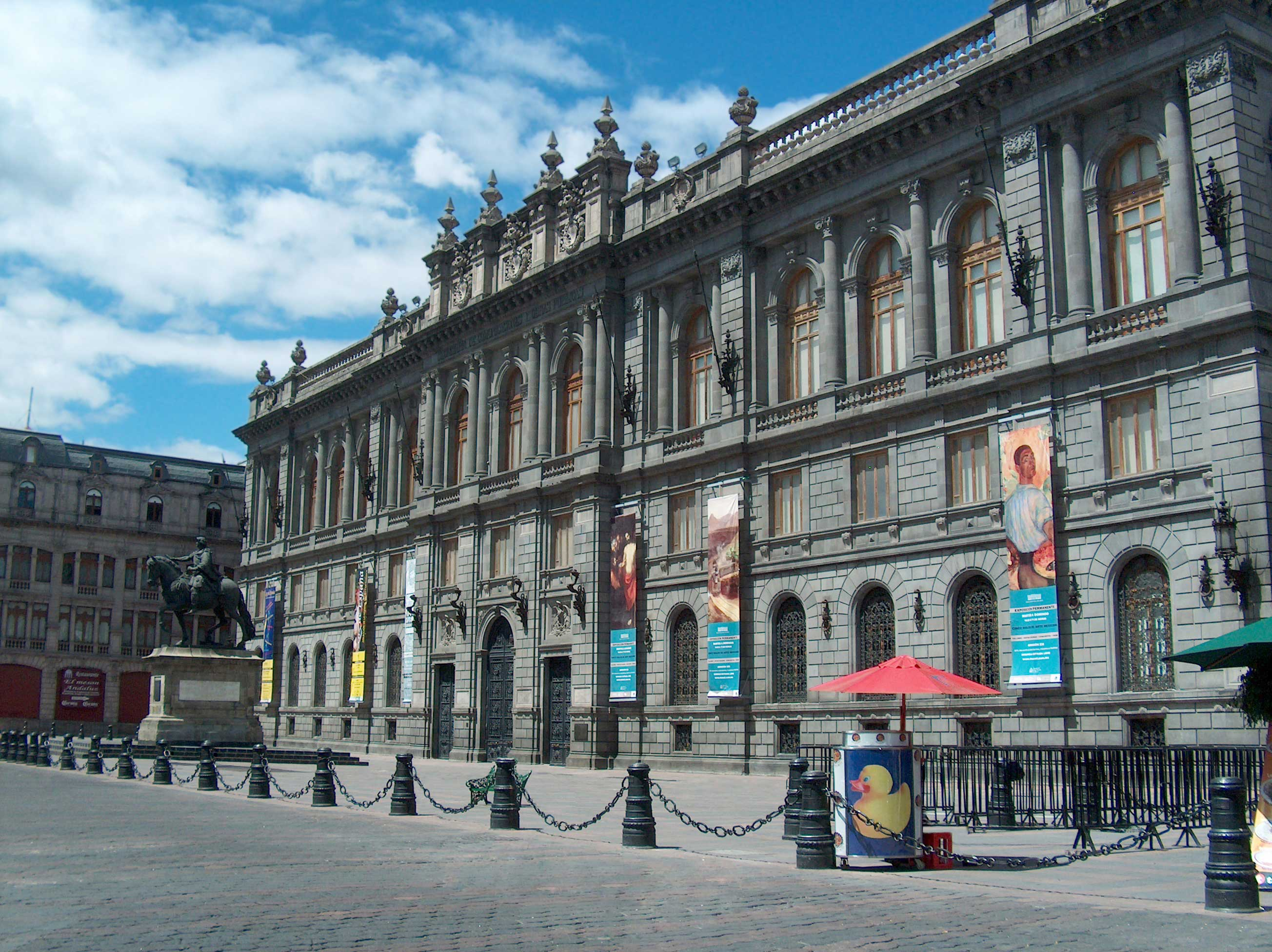 Former Secretariat building