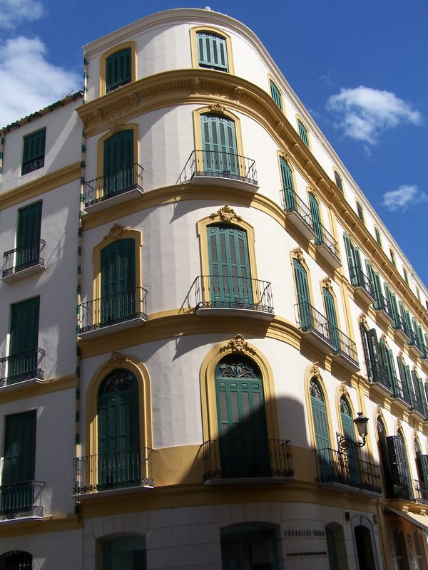 Fundaci n picasso wikipedia - Casa natal de picasso ...
