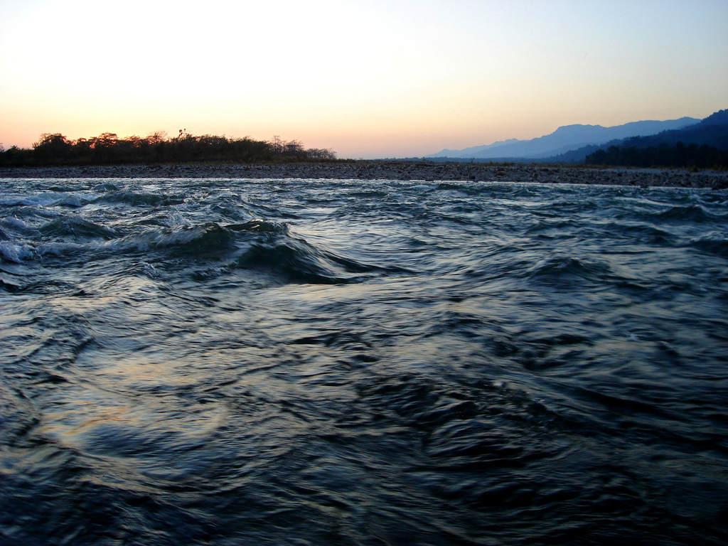 [Manas River, Bhutan]