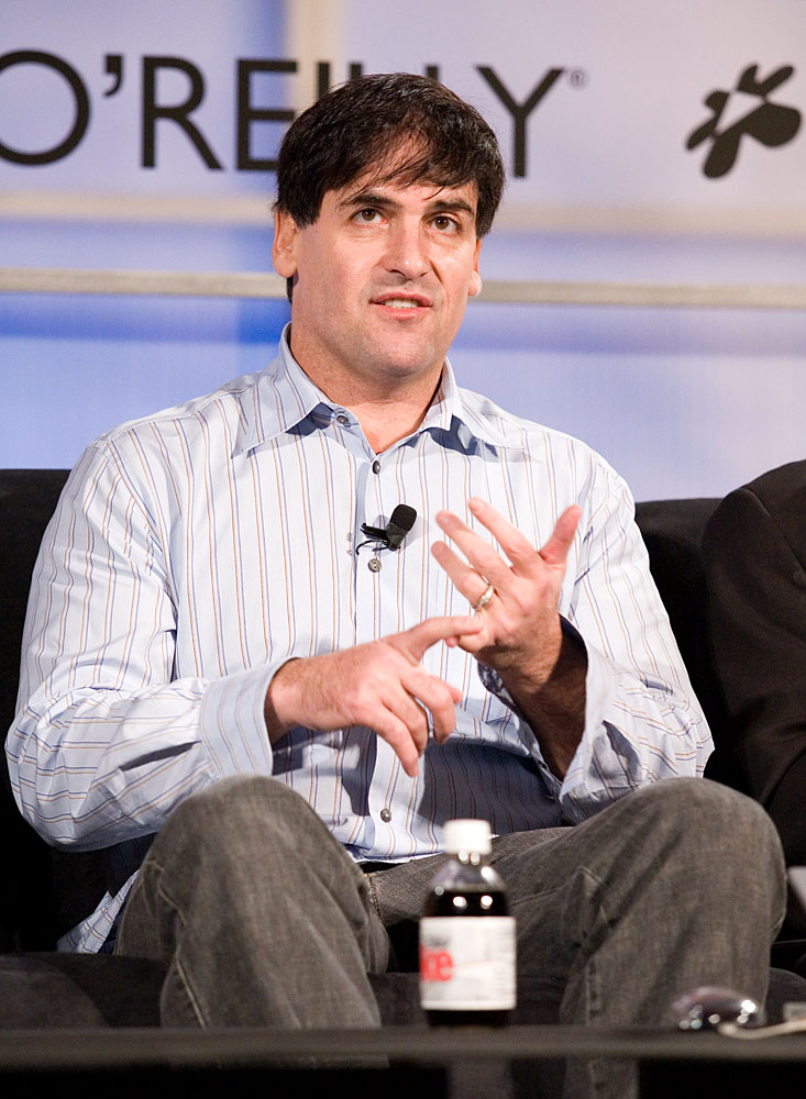 Mark Cuban%2C Web 2.0 Conference Breakfast Debate: Should more companies hire paid interns?
