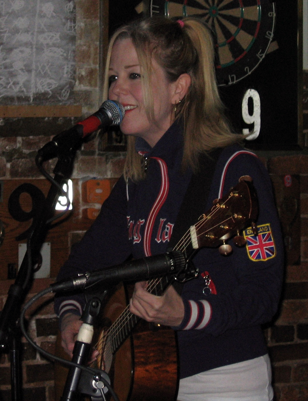 Acoustic Guitar Notes Mary Lou Lord - Wikipe...
