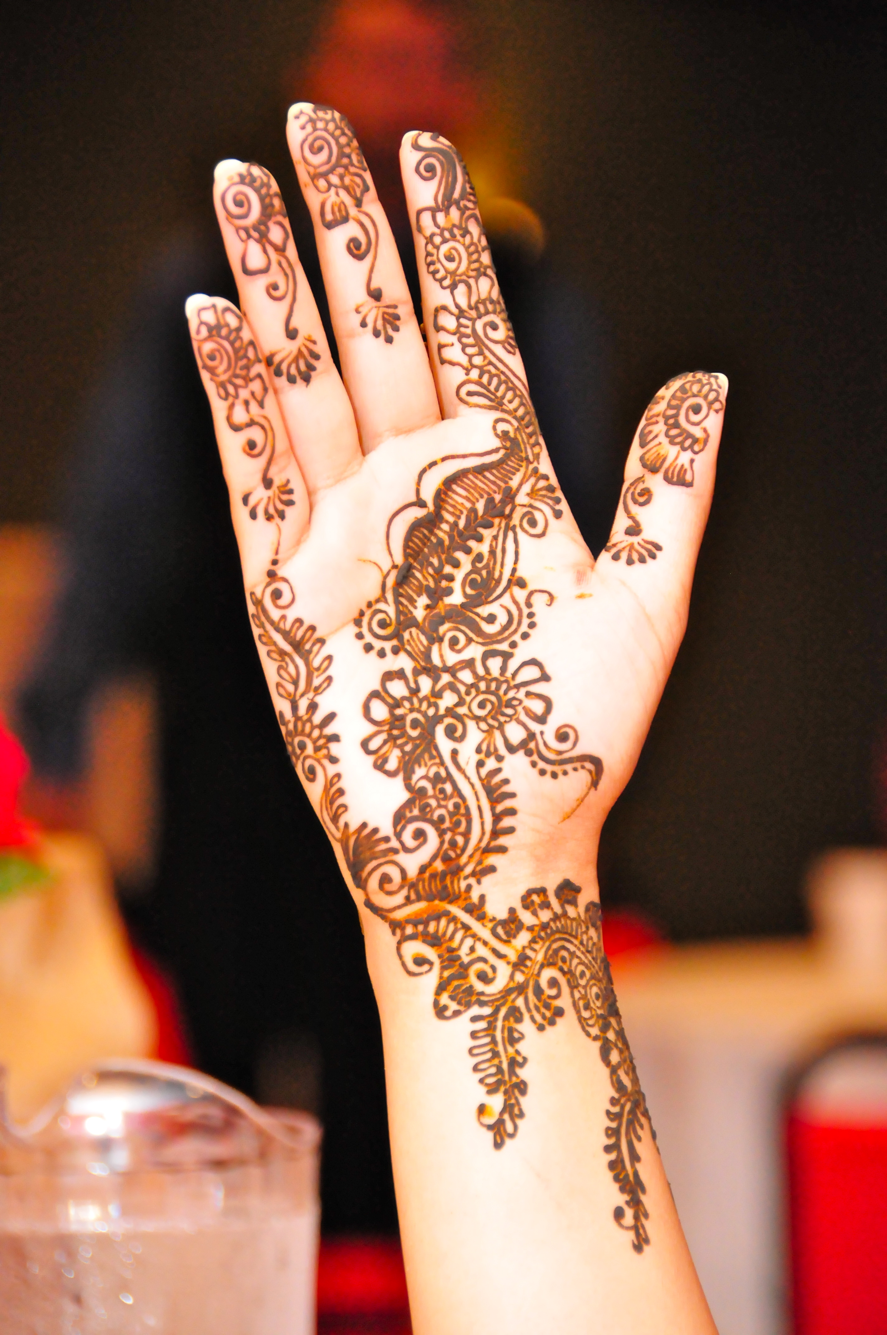 Amazing Henna Tattoo Designs For The Hand