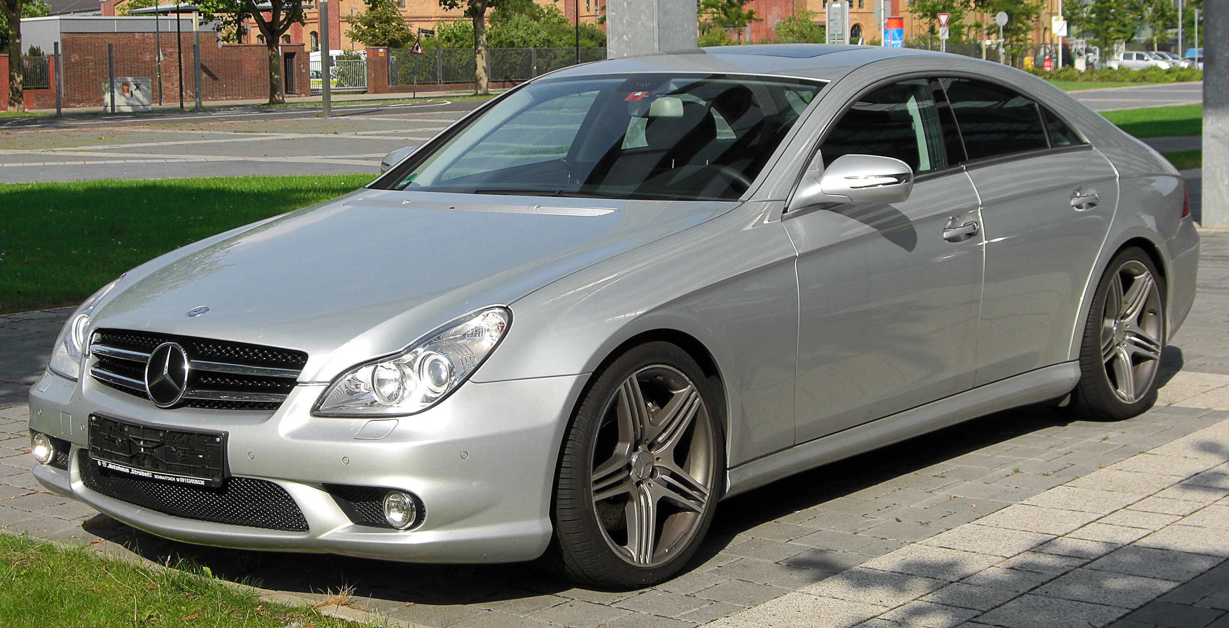 Mercedes Benz Cls  Amg For Sale In Western Cape
