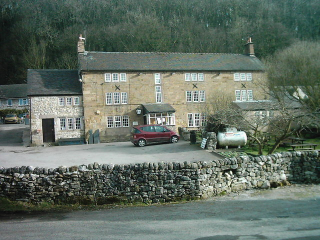 Creative Commons image of The Miners Arms in Matlock