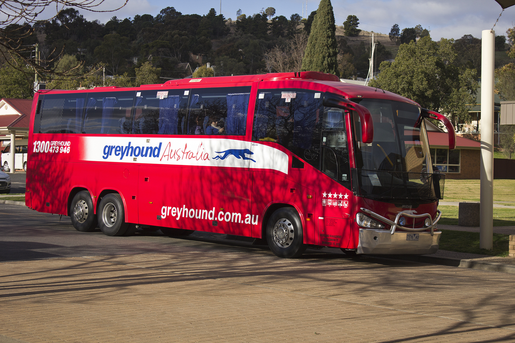 South Australia Bus Tours