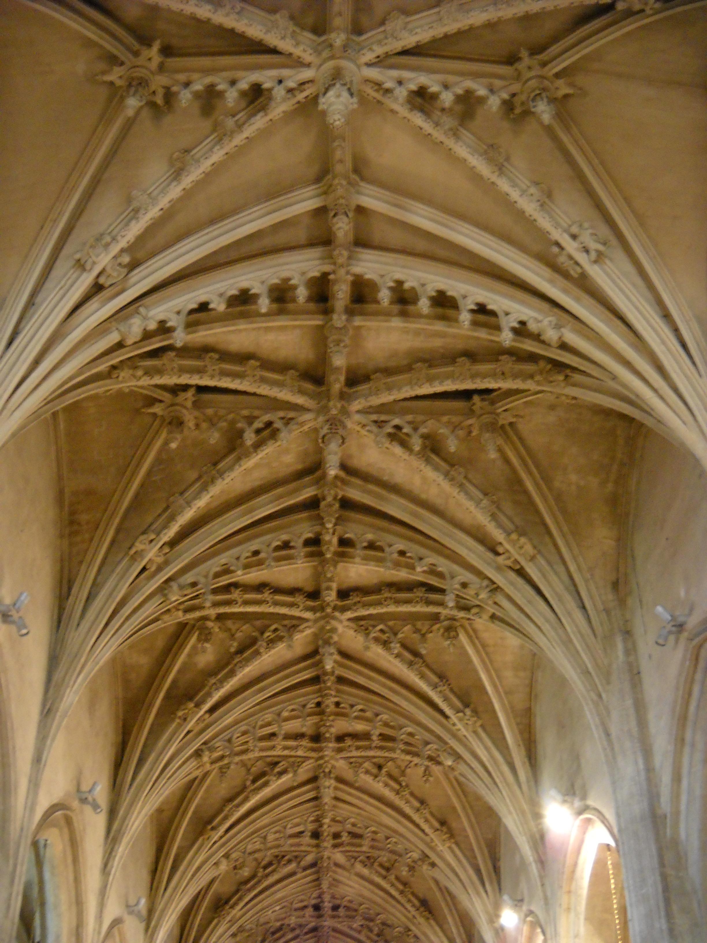 File:Mortagne-au-Perche - Église Notre-Dame - Voûte - 1 ...