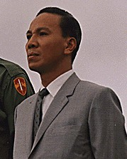 president of South Vietnam from 1965–75