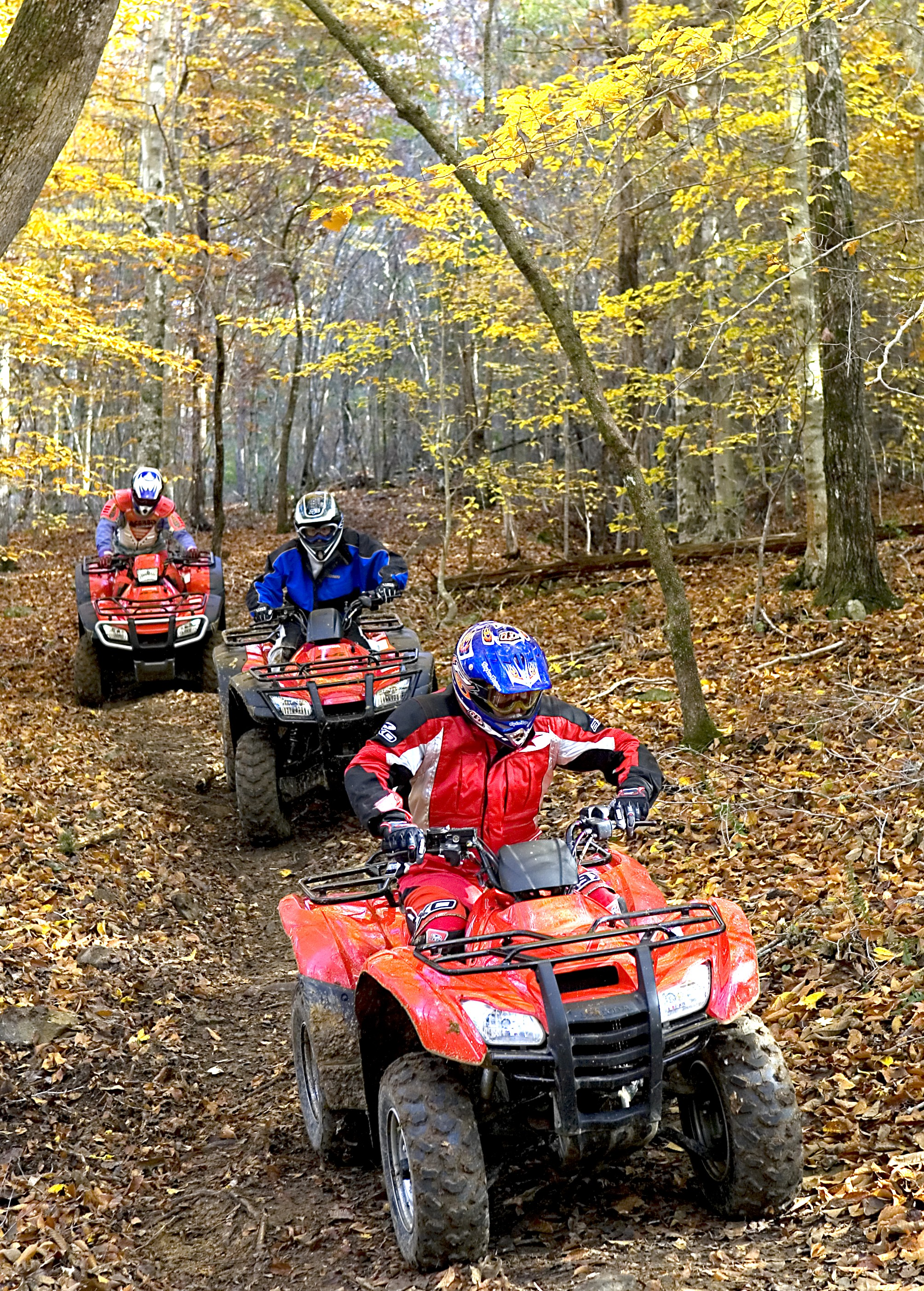 ATV Riding is a Sport that Adventure Lovers Enjoy