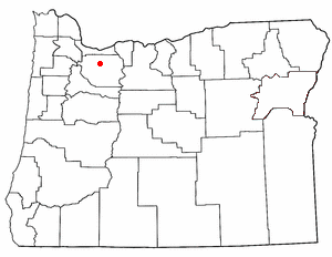 Loko di Estacada, Oregon