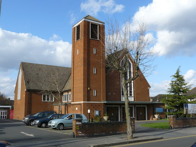 Our Lady of the Annunciation Church, Addiscombe - geograph.org.uk - 1192517