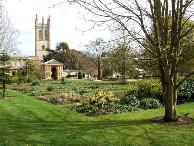 File:Oxford Botanical Garden - geograph.org.uk - 1253511.jpg ...