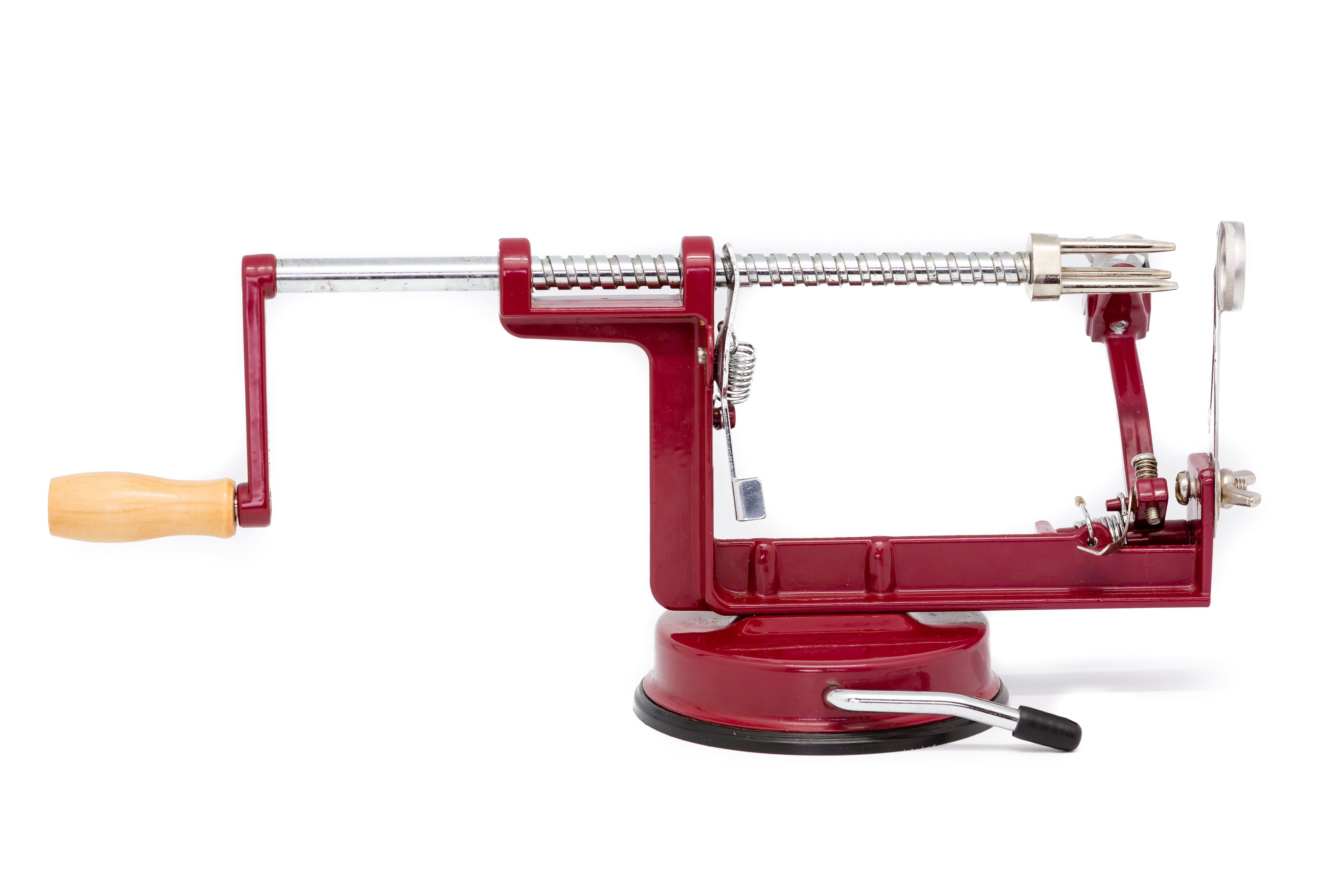 see the apple peeler here