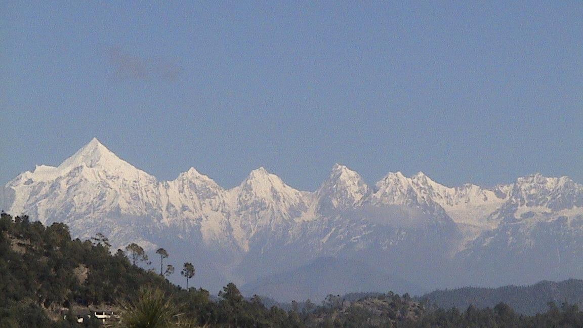 पंचचूली पर्वत
