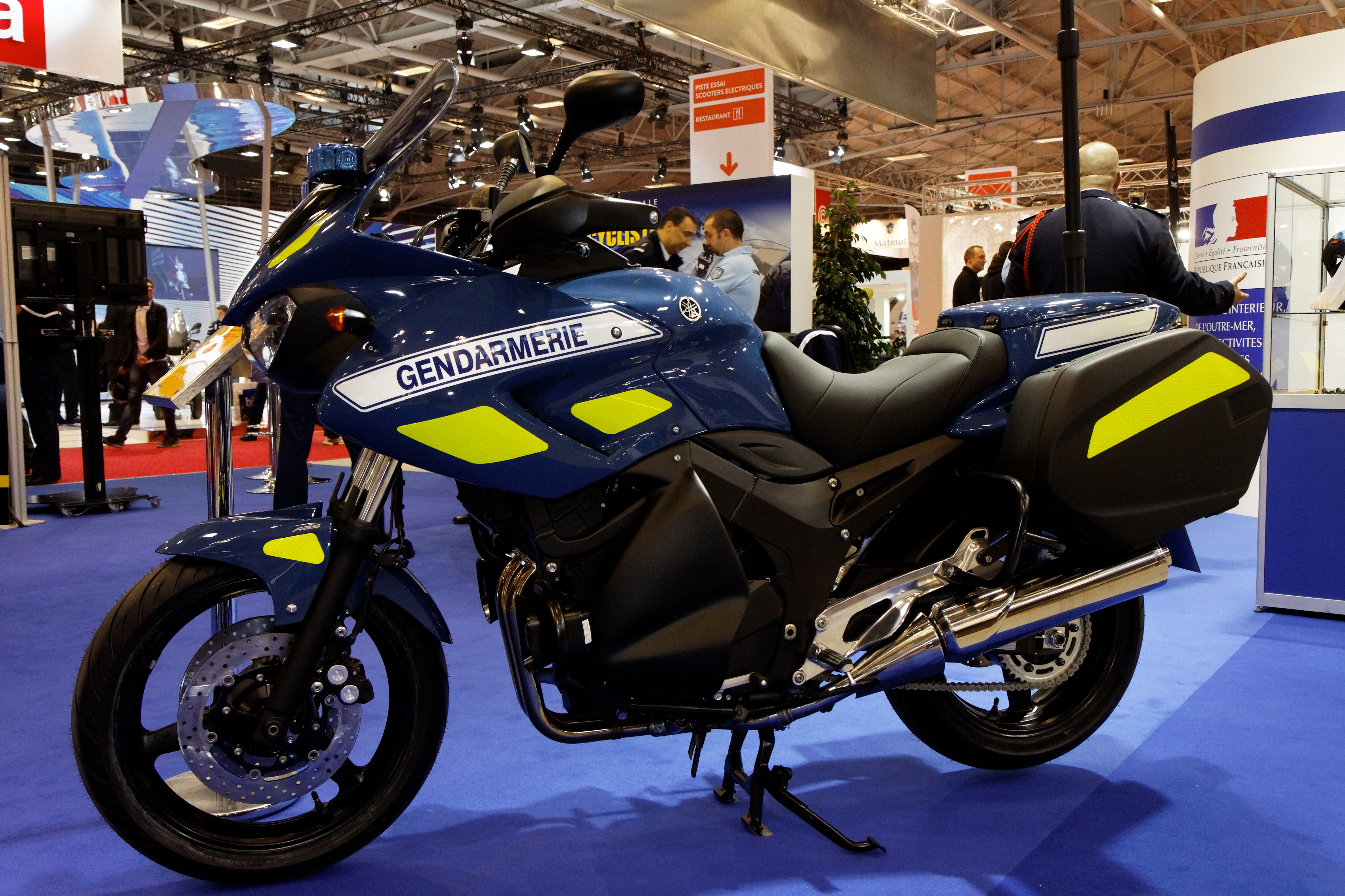Yamaha Moto  Manual