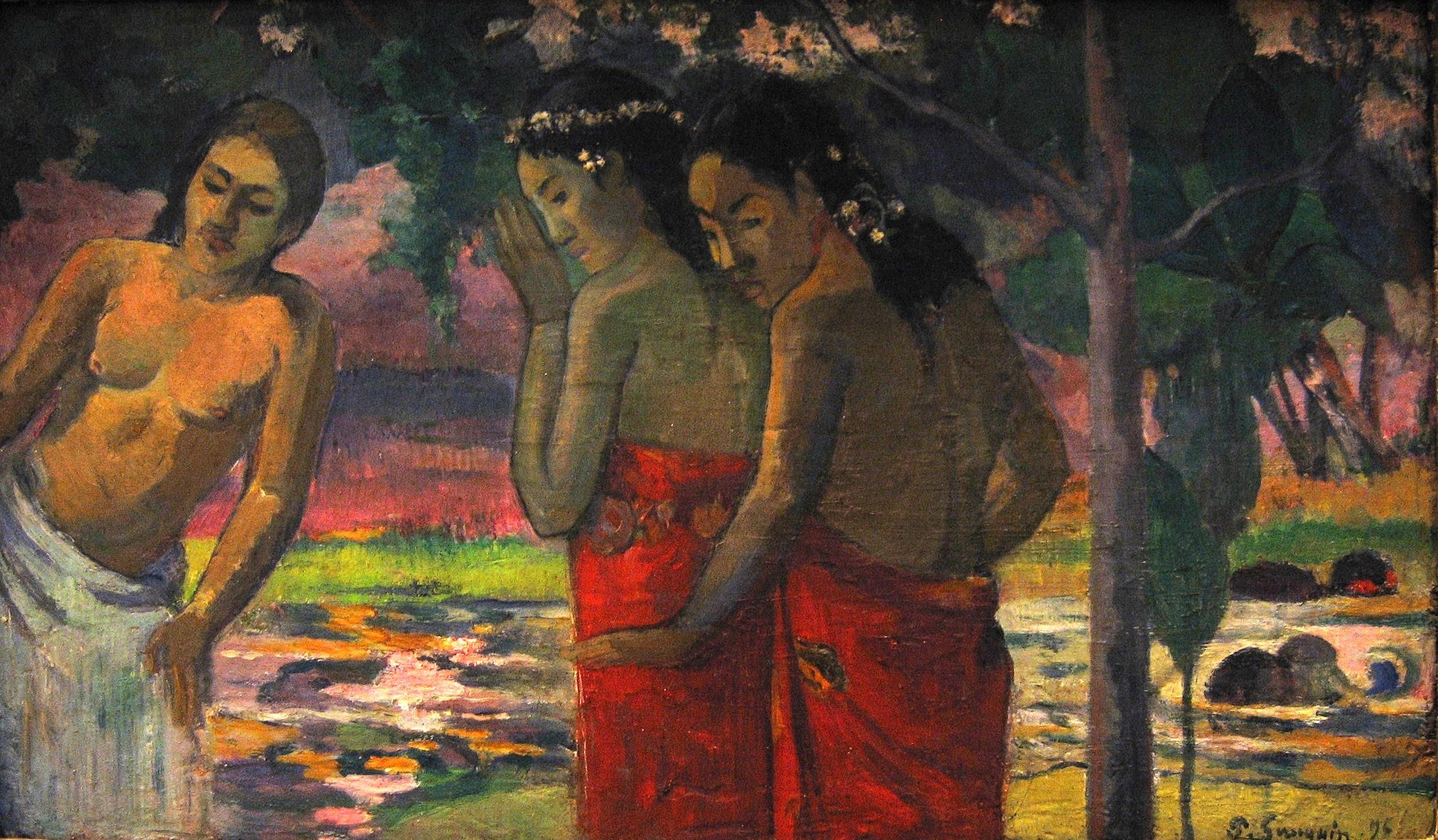 Tahitian Women Photos 89