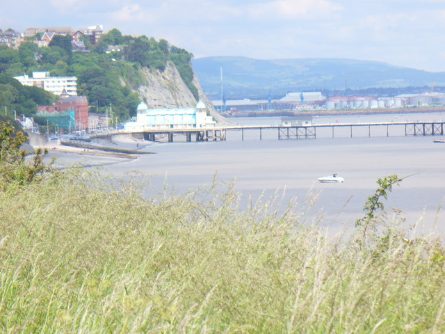 Penarth Pier - geograph.org.uk - 836006