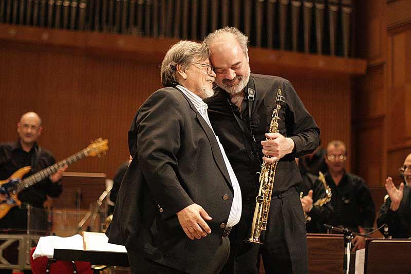 Peter Herbolzheimer und Nicolas Simion