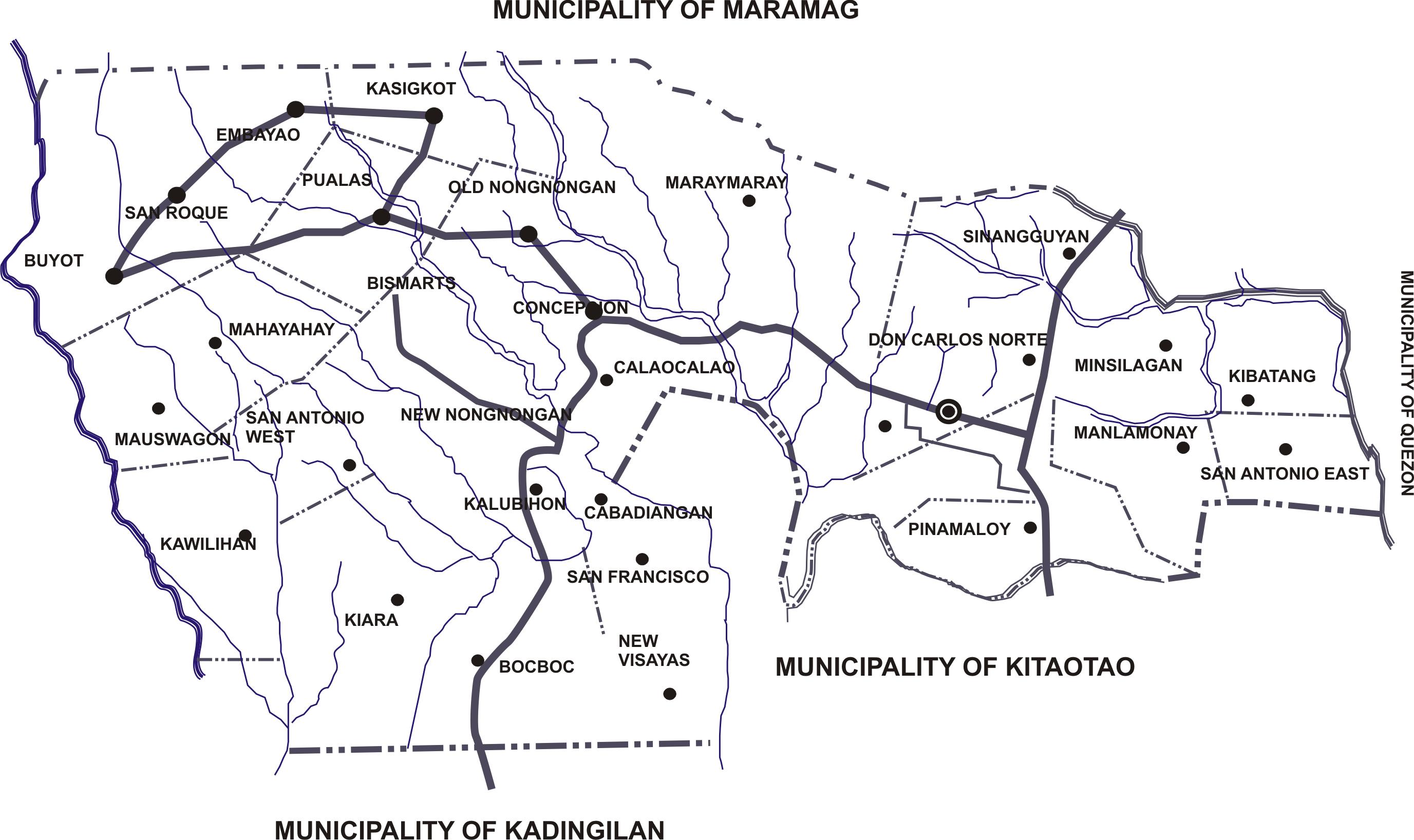 Don Carlos Bukidnon Wikiwand