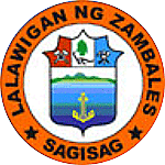 Offizielles Siegel der Provinz Zambales