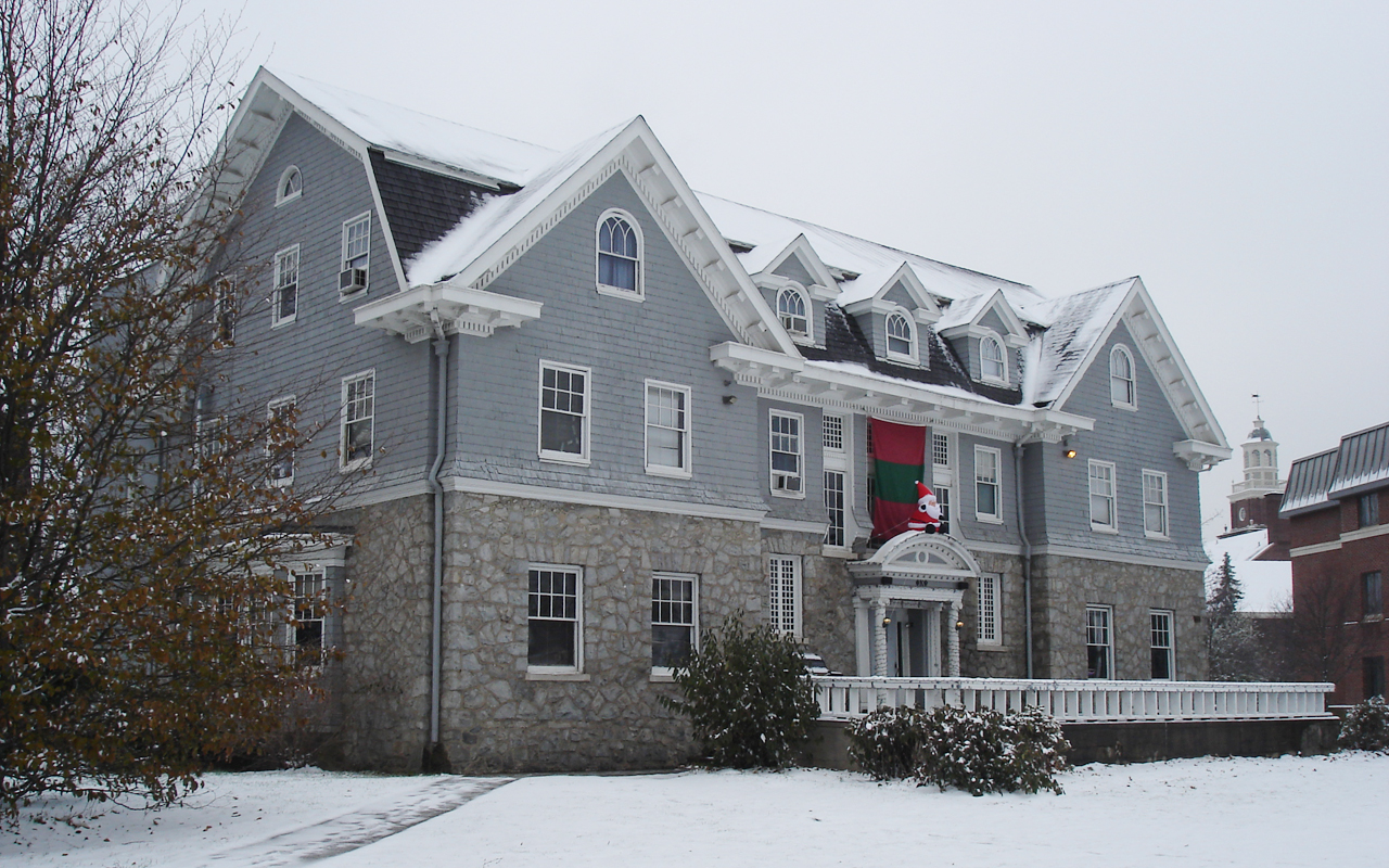 North American fraternity and sorority housing - Wikipedia
