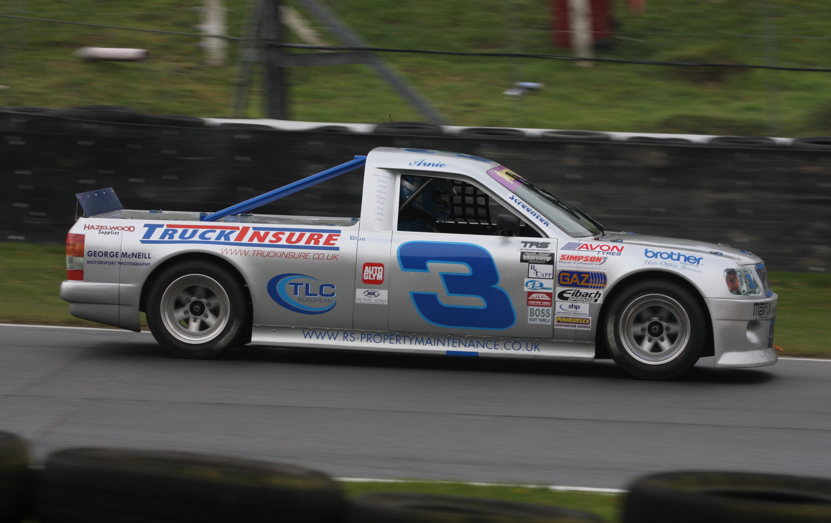Photos Of Pickup Trucks Racing