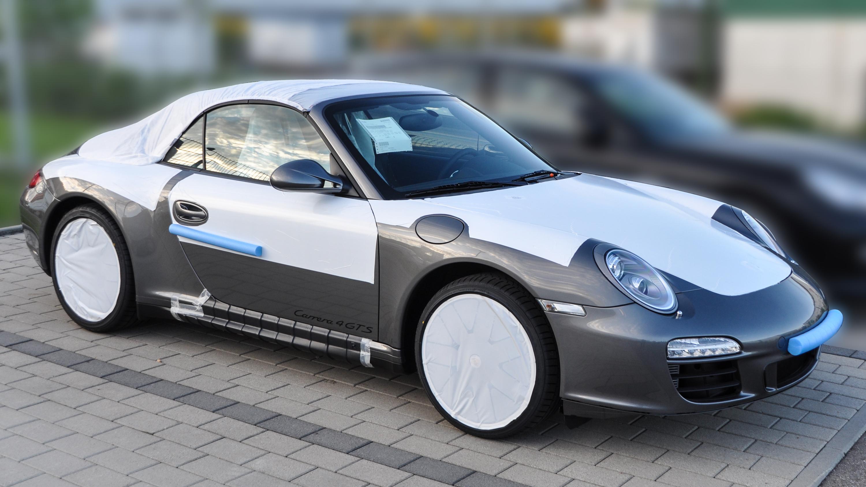 File Porsche 911 Carrera 4 Gts Cabriolet Jpg Wikimedia