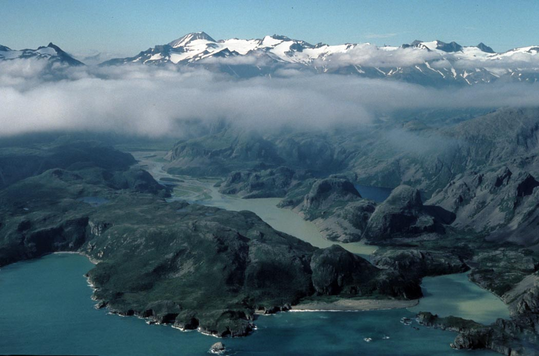 Beautiful Alaska scenery to be enjoyed while going to barber school