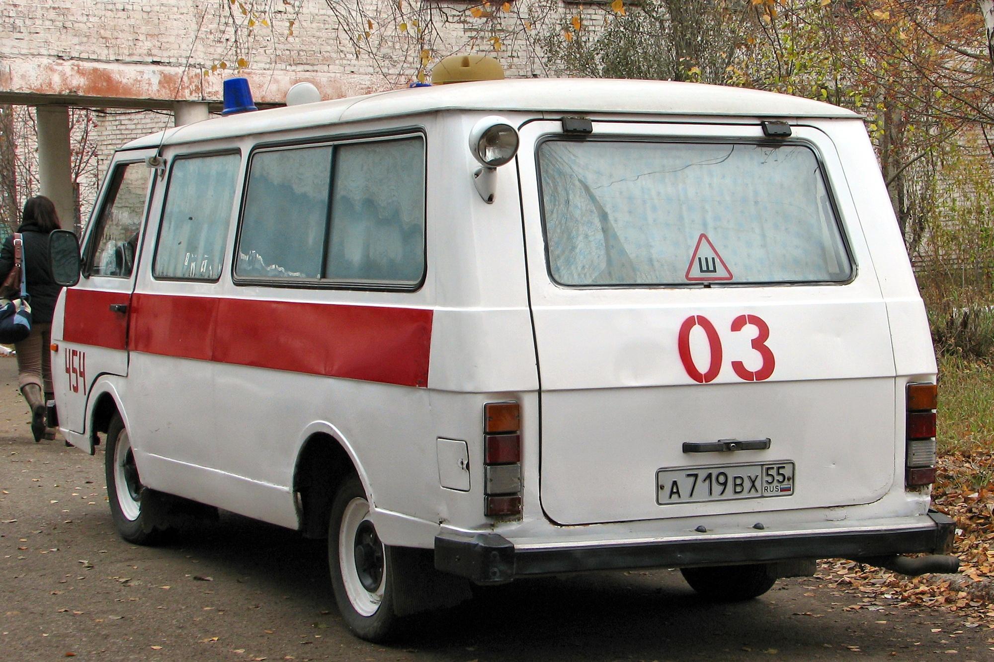 фото автомобиля раф звездой отечественном