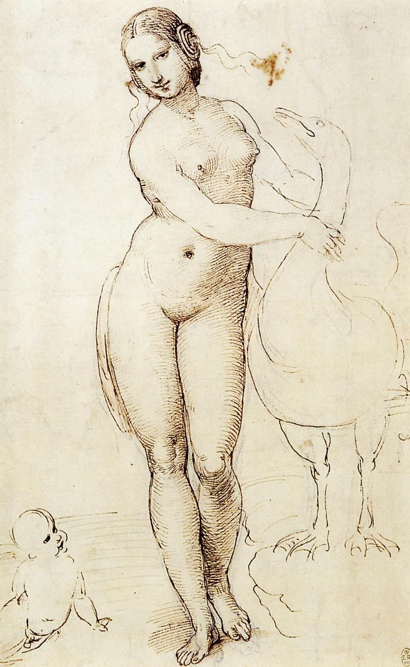 https://upload.wikimedia.org/wikipedia/commons/3/3c/Raffaello%2C_studio_della_leda_e_il_cigno_di_leonardo.jpg