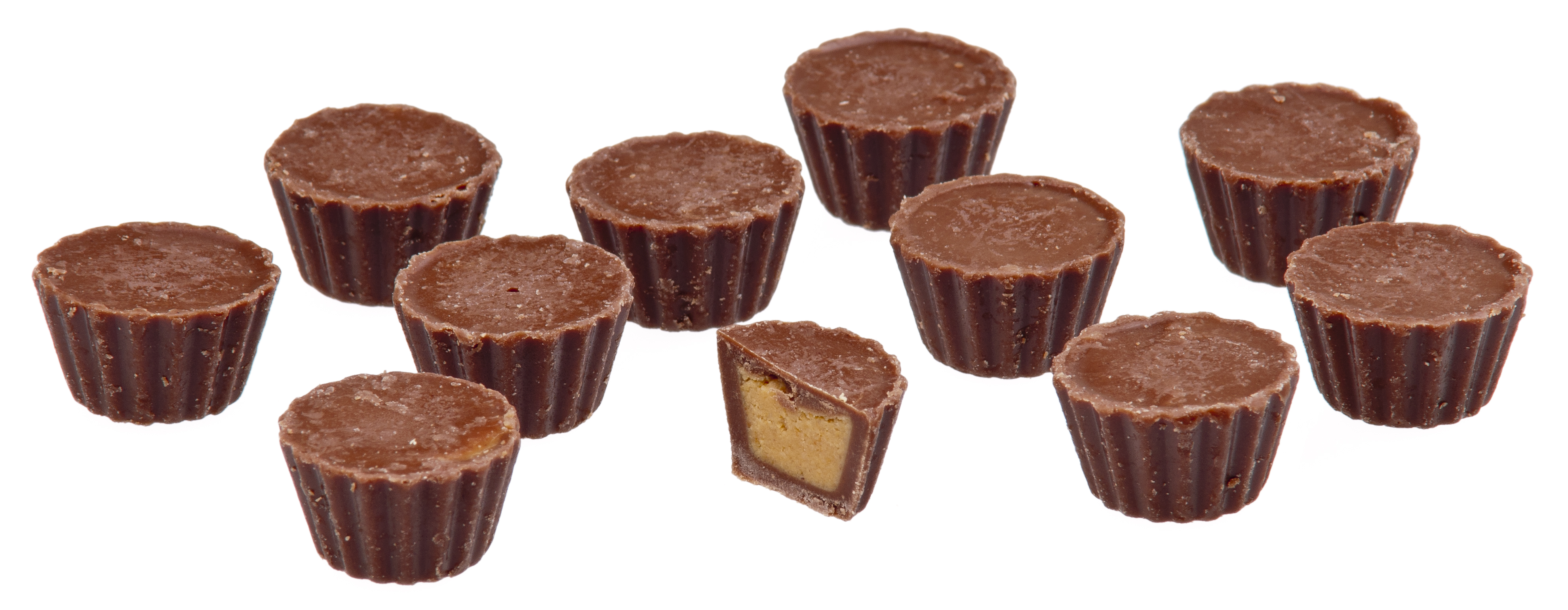 English: Reese's Peanut Butter Cups Minis.