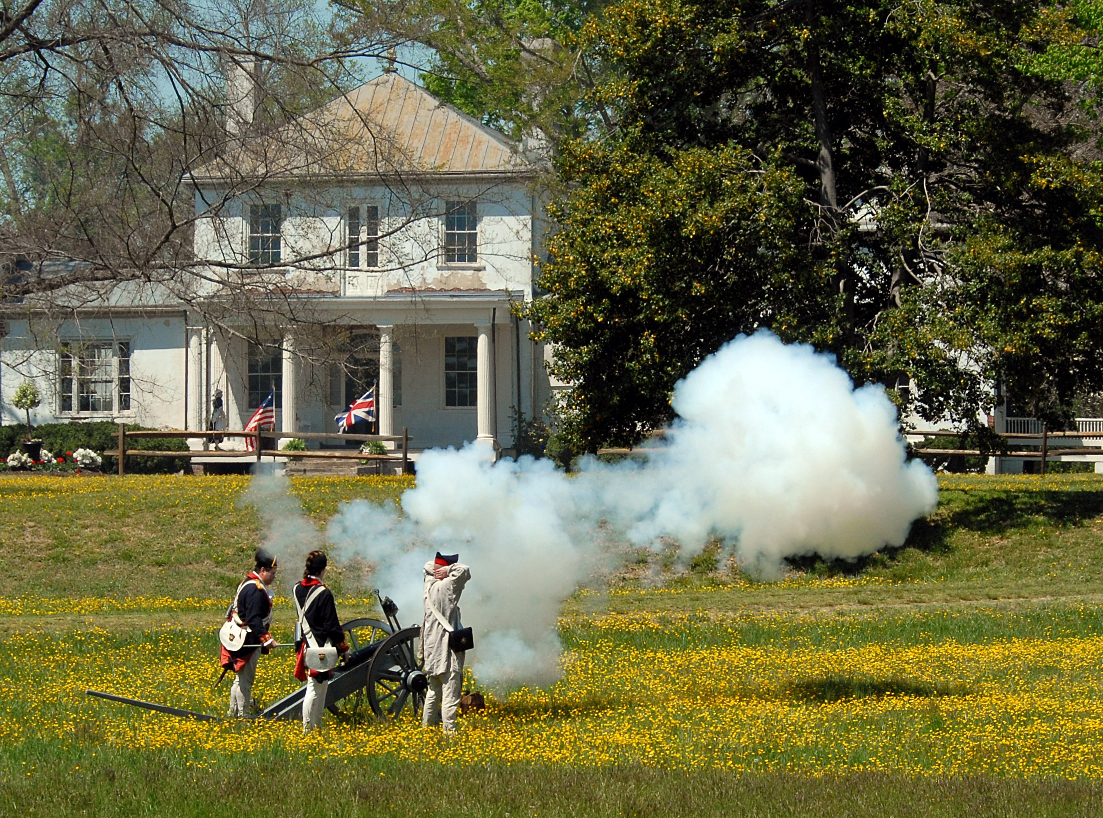 File:Revolutionary War Reenactment Battersea jpg - Wikimedia