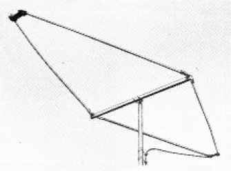 Rhombic antenna - Wikipedia
